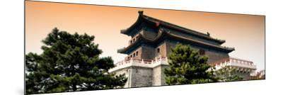 China 10MKm2 Collection - Qianmen - Beijing-Philippe Hugonnard-Mounted Photographic Print