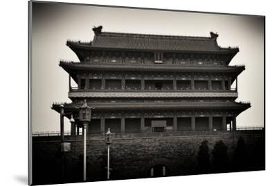 China 10MKm2 Collection - Qianmen-Philippe Hugonnard-Mounted Photographic Print