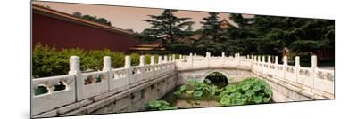 China 10MKm2 Collection - River of Gold - Forbidden City-Philippe Hugonnard-Mounted Photographic Print
