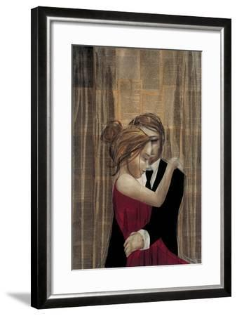She Will Tear You Up-Kc Haxton-Framed Art Print