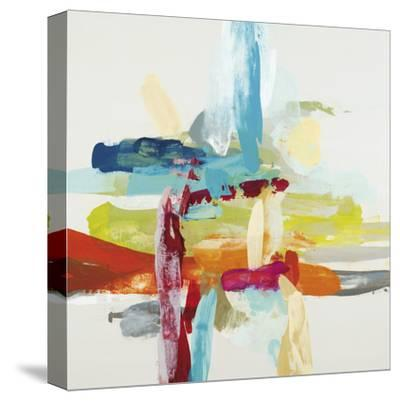 Synergy I-Randy Hibberd-Stretched Canvas Print