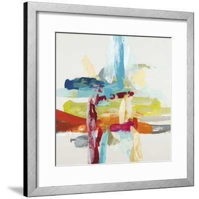 Synergy I-Randy Hibberd-Framed Premium Giclee Print
