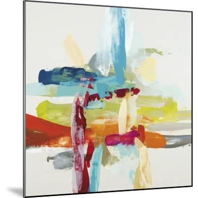 Synergy I-Randy Hibberd-Mounted Premium Giclee Print
