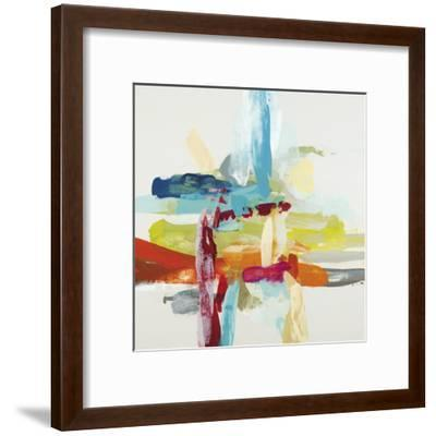 Synergy I-Randy Hibberd-Framed Art Print