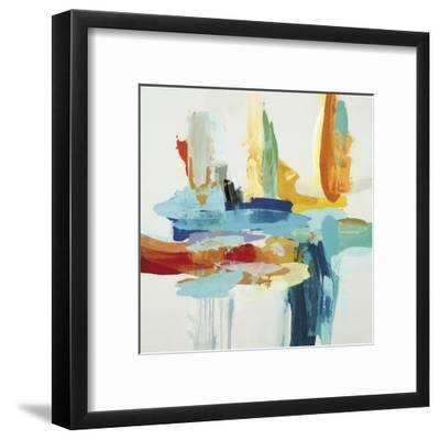 Synergy II-Randy Hibberd-Framed Art Print