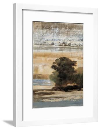 Green Trees II-Simon Addyman-Framed Premium Giclee Print
