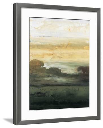 Suffolk Trees II-Simon Addyman-Framed Art Print