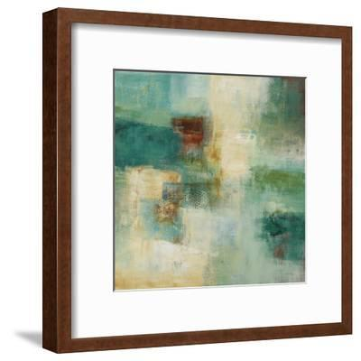 Abstract I-Simon Addyman-Framed Art Print