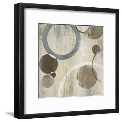 Orlando Mod Circles I-Liz Jardine-Framed Art Print