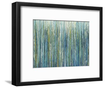 Greencicles-Liz Jardine-Framed Art Print