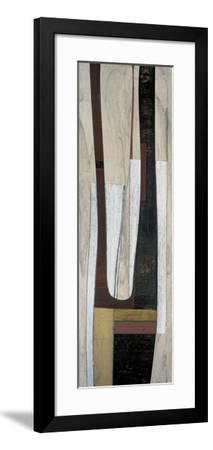 Triad III-Matias Duarte-Framed Art Print