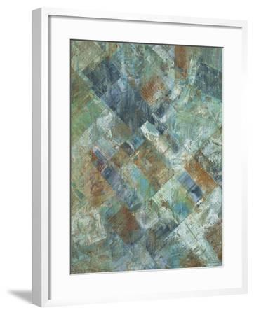 Troubled Sky-Hilario Gutierrez-Framed Art Print
