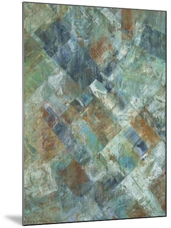 Troubled Sky-Hilario Gutierrez-Mounted Art Print