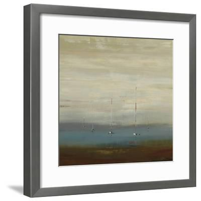 Sailor's Peace-Lisa Ridgers-Framed Art Print