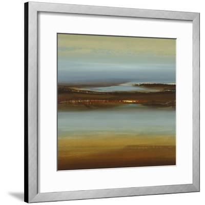 Zen Land-Lisa Ridgers-Framed Art Print