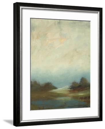 Contemporary Vista II-Lisa Ridgers-Framed Art Print