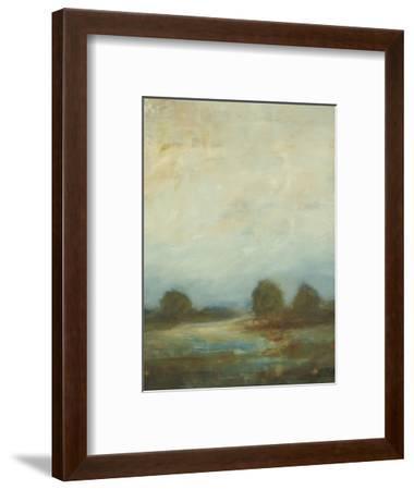 Contemporary Vista I-Lisa Ridgers-Framed Art Print