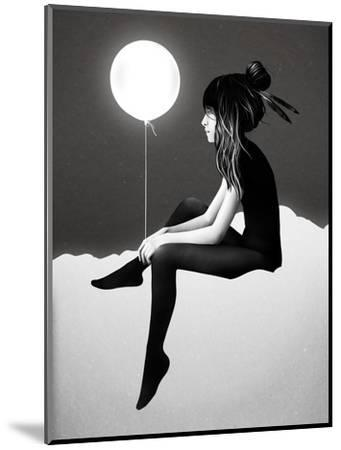 No Such Thing as Nothing by Night-Ruben Ireland-Mounted Art Print
