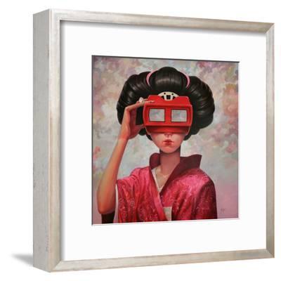 Clarity II-Aaron Jasinski-Framed Art Print