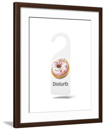 Coffee Break-Alex Cherry-Framed Art Print