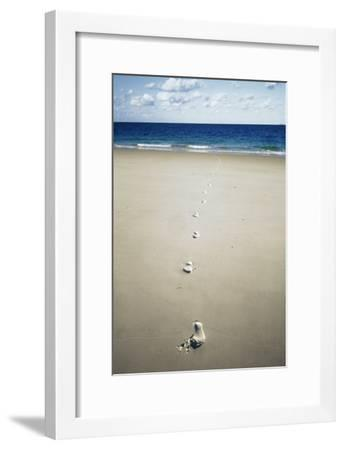 Footprints-Carlos Dominguez-Framed Photographic Print