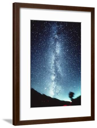 milky Way-Fred Espenak-Framed Photographic Print