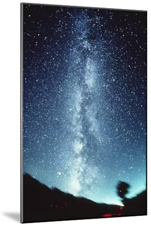 milky Way-Fred Espenak-Mounted Photographic Print