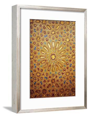 19th Century Moroccan Wall Feature-Peter Falkner-Framed Photographic Print