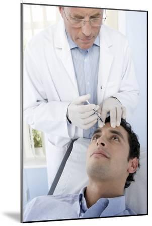 Botox Injection-Adam Gault-Mounted Photographic Print