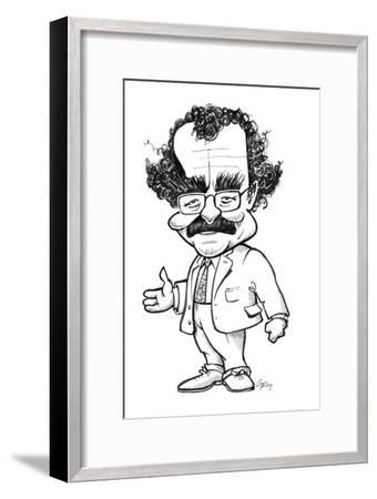 Robert Winston, British Scientist-Gary Gastrolab-Framed Photographic Print
