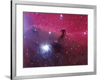 Horsehead Nebula-Slawik Birkle-Framed Photographic Print