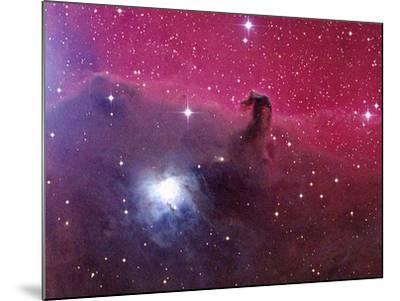 Horsehead Nebula-Slawik Birkle-Mounted Photographic Print
