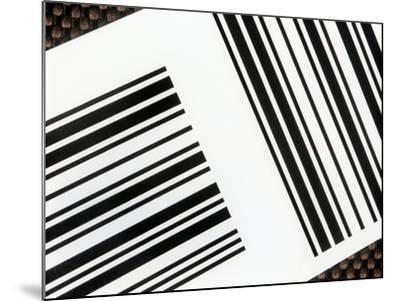 Barcodes-Martin Bond-Mounted Photographic Print