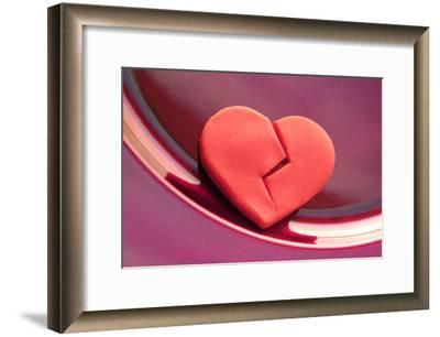 Broken Heart-Erika Craddock-Framed Photographic Print