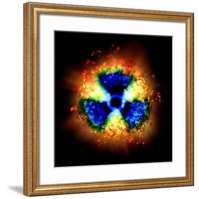 Radiation Hazard-Christian Darkin-Framed Photographic Print