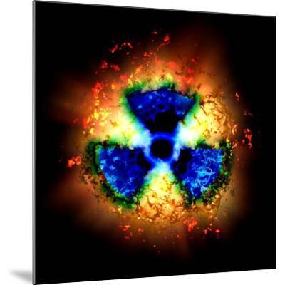 Radiation Hazard-Christian Darkin-Mounted Photographic Print