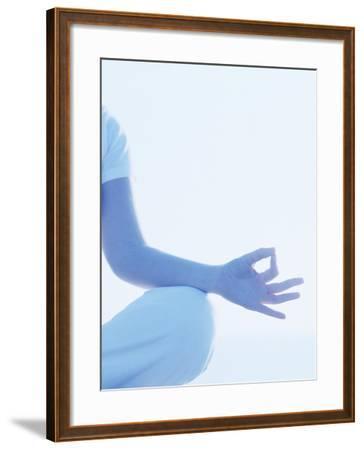 Yoga Pose-Cristina-Framed Photographic Print