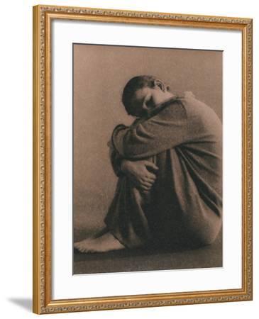 Depression-Cristina-Framed Photographic Print
