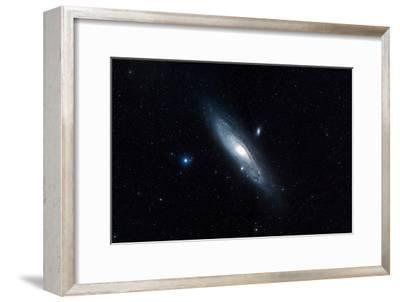 Andromeda Galaxy (M31)-Davide De Martin-Framed Photographic Print