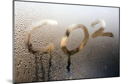 Global Warming, Conceptual Image-Victor De Schwanberg-Mounted Photographic Print