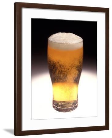 Pint of Beer-Victor De Schwanberg-Framed Photographic Print