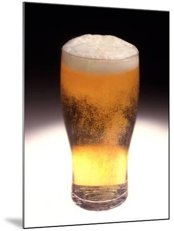 Pint of Beer-Victor De Schwanberg-Mounted Photographic Print