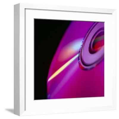 Compact Disc-Tek Image-Framed Photographic Print