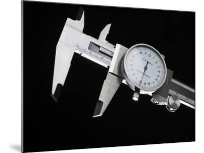 Dial Calipers-Tek Image-Mounted Photographic Print