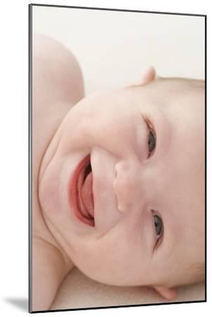 Baby Boy-Ruth Jenkinson-Mounted Photographic Print