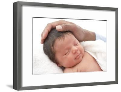Baby Boy-Ruth Jenkinson-Framed Photographic Print