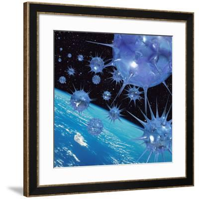 Global Pandemic-Mehau Kulyk-Framed Photographic Print