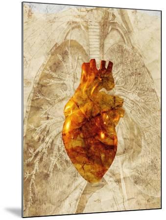 Diseased Heart-Mehau Kulyk-Mounted Photographic Print