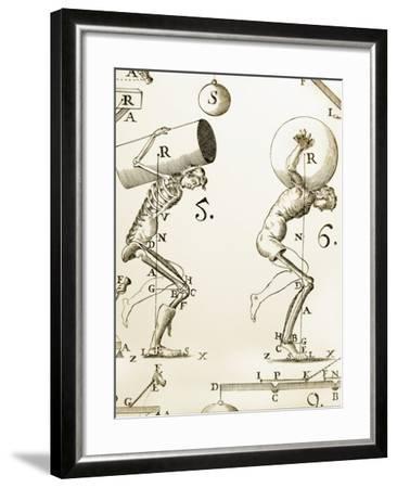 Biomechanics, Historical Artwork-Mehau Kulyk-Framed Photographic Print