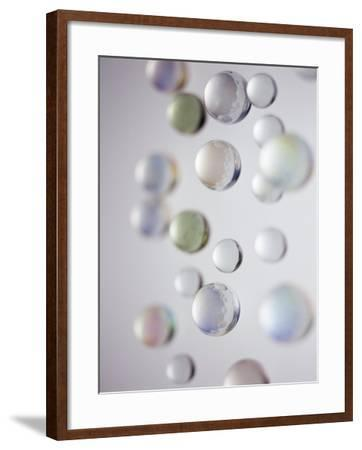 Marbles-Lawrence Lawry-Framed Photographic Print